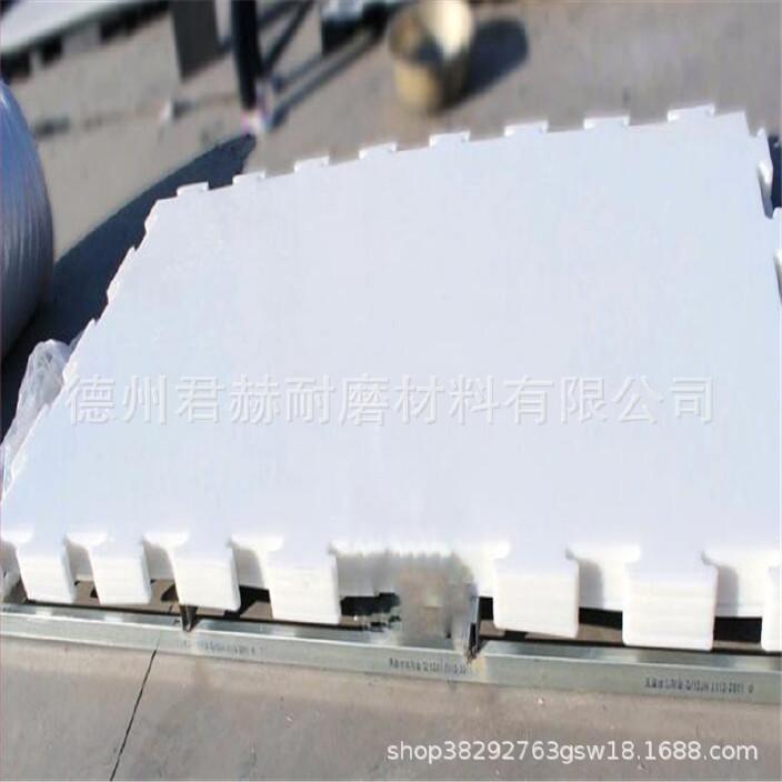 高分子仿真冰溜冰场 冰刀溜冰场 人造塑料冰球场 滑冰场专用地板示例图5