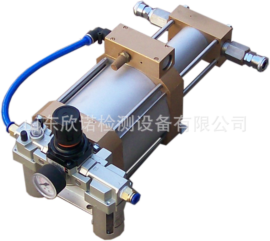 常年供应小型气体增压泵 轻巧耐用无泄漏 流量大 气驱气体增压泵示例图1