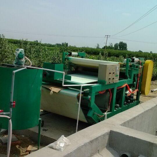 国一环保带式压滤机ZQNY型质量好