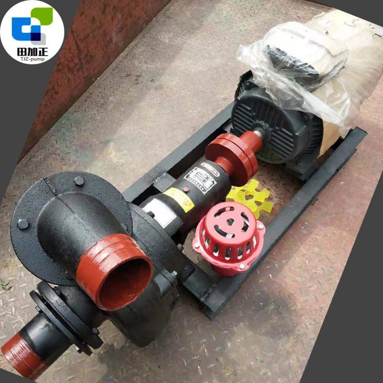 田加正泵业 5寸江苏吸沙泵 洗沙抽沙泵价格 厂家直销 价格合理 耐磨吸沙机