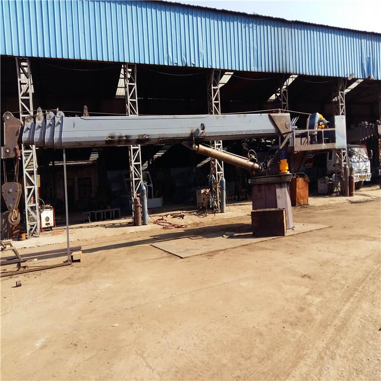 黄河风 港口码头船用吊机 自制船用吊机 各种规格