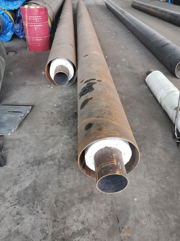 蒸汽地埋保溫管 直埋保溫管市場價格 水泥砂漿防腐鋼管廠家