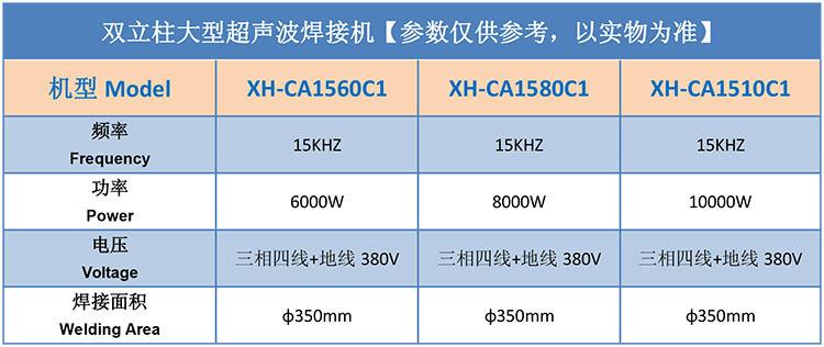 超声波焊接机 四立柱更稳定 大型塑胶焊接  自动调频超声波机示例图11