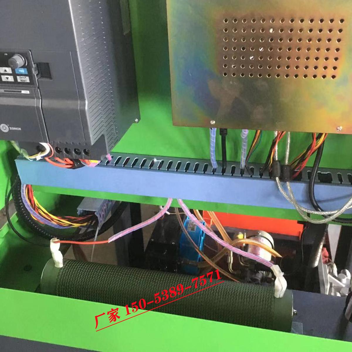 厂家批发价高压共轨电喷实验设备  品质可信赖 山东泰安高压共轨试验台厂家CRS92618.5KW