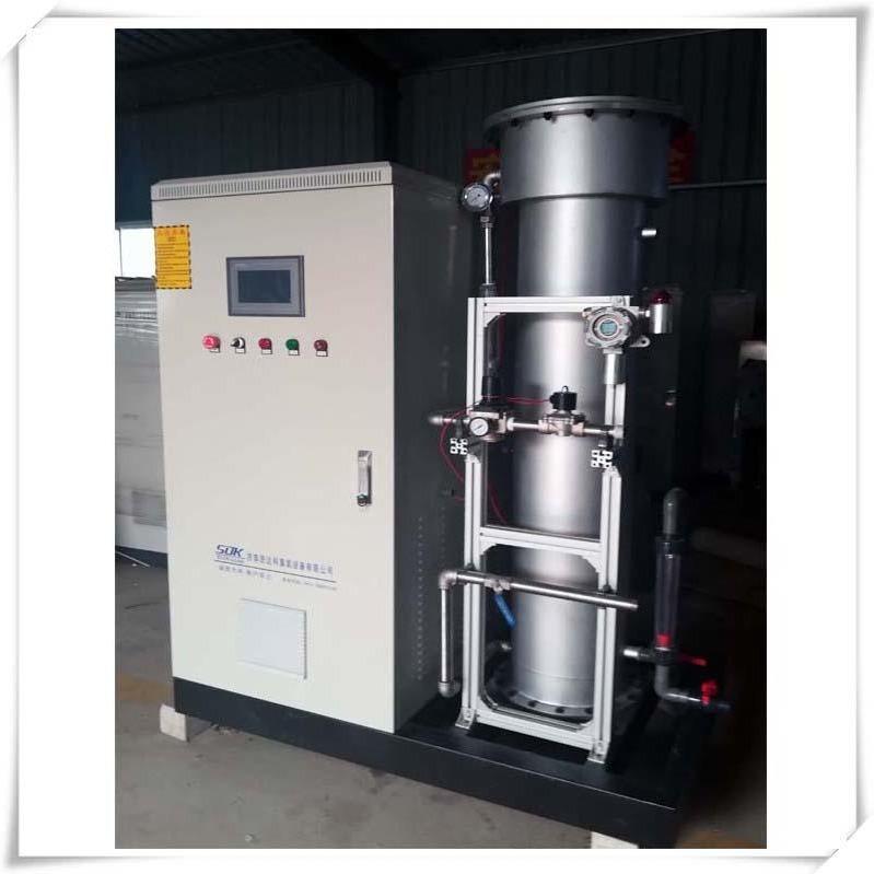 废气处理臭氧发生器  中型臭氧发生器--济南思达科