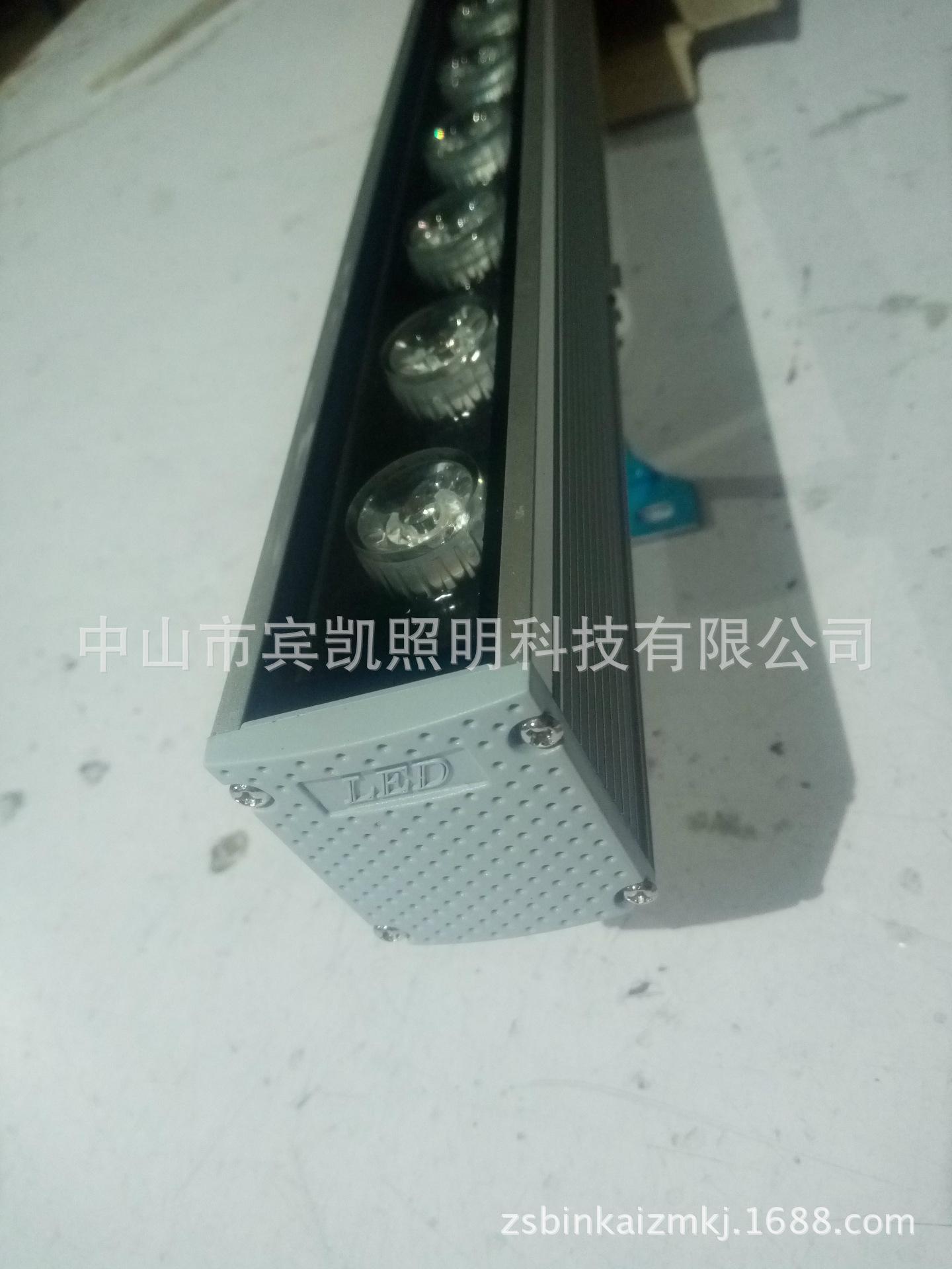 36w洗墙灯 led洗墙灯18w 小功率led洗墙灯 LED洗墙灯 线条灯示例图11