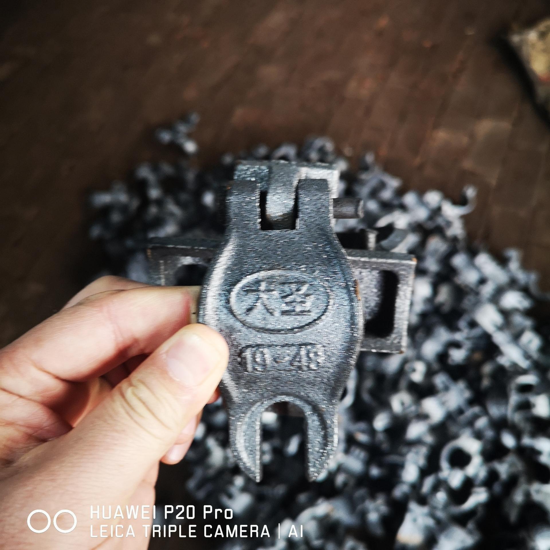 厚川大圣牌玛钢扣件 脚手架钢管扣件 实体扣件厂家