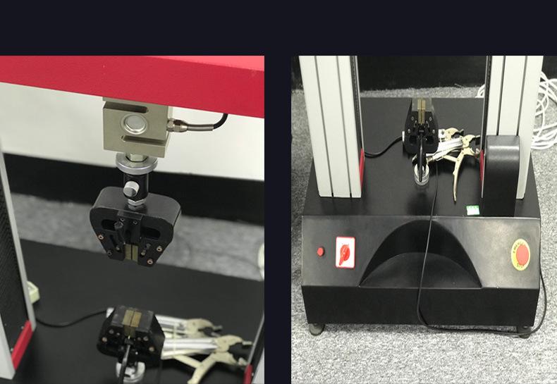特价供应 纽扣拉力试验机 线材拉力试验机 液压拉力试验机示例图10