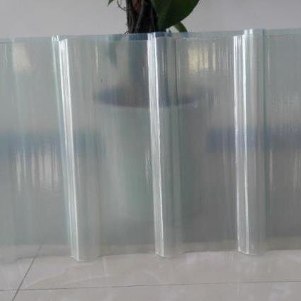 虹鑫FRP玻璃钢瓦 玻璃纤维瓦 透明瓦 采光板 阳光瓦批发佛山厂家直销