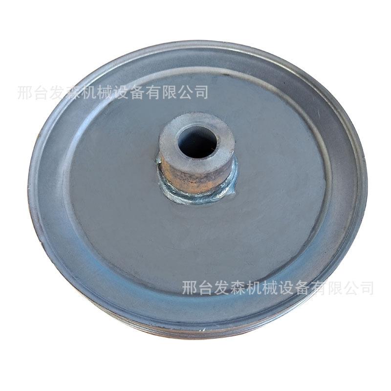 厂家直销多种规格农用机械 皮带轮 旋压式 劈开式 多种规格示例图3