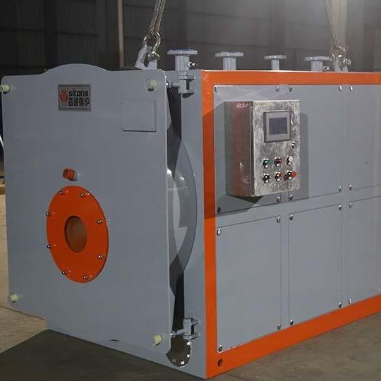河南四通锅炉 WNS型低氮冷凝燃气热水锅炉 低氮冷凝燃气热水锅炉 热水锅炉