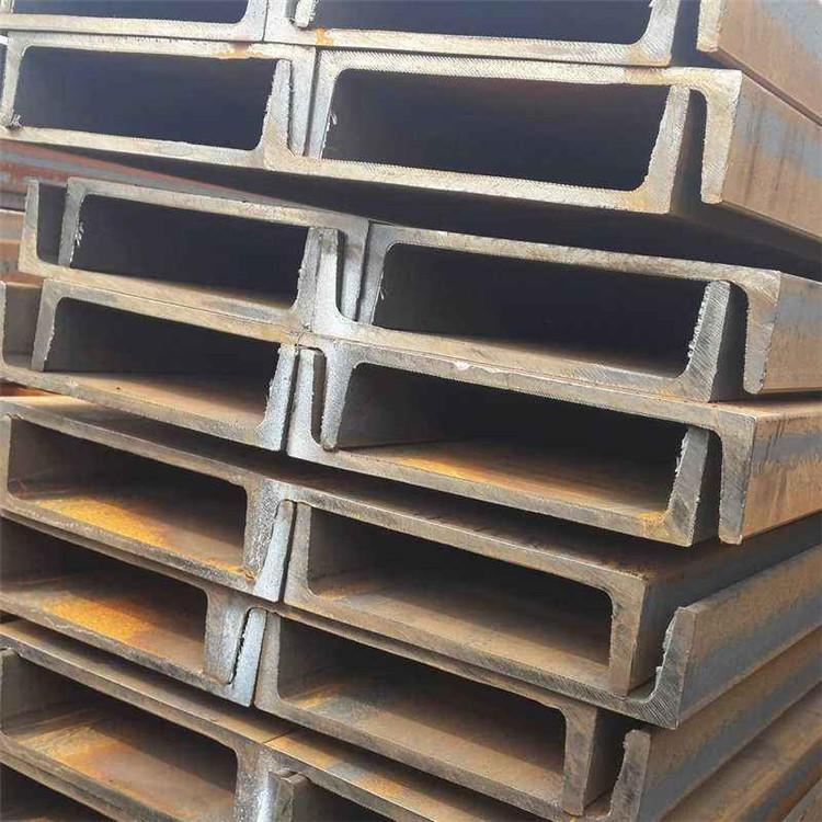 厂家现货 Q345B机械结构用碳素槽钢 建筑装饰镀锌槽钢 可切割零售