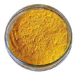 厂家直销氧化铁黄 建筑用氧化铁黄 彩色水泥专用铁黄示例图1