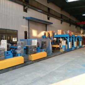 钢结构自动焊接设备江苏制造商  现货批发江西进贤H型钢生产线