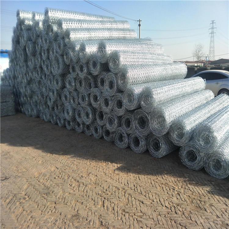 安平泰同石籠網廠生產,鍍鋅大擰花網,鍍鋅鉛絲籠,8號絲石籠網片