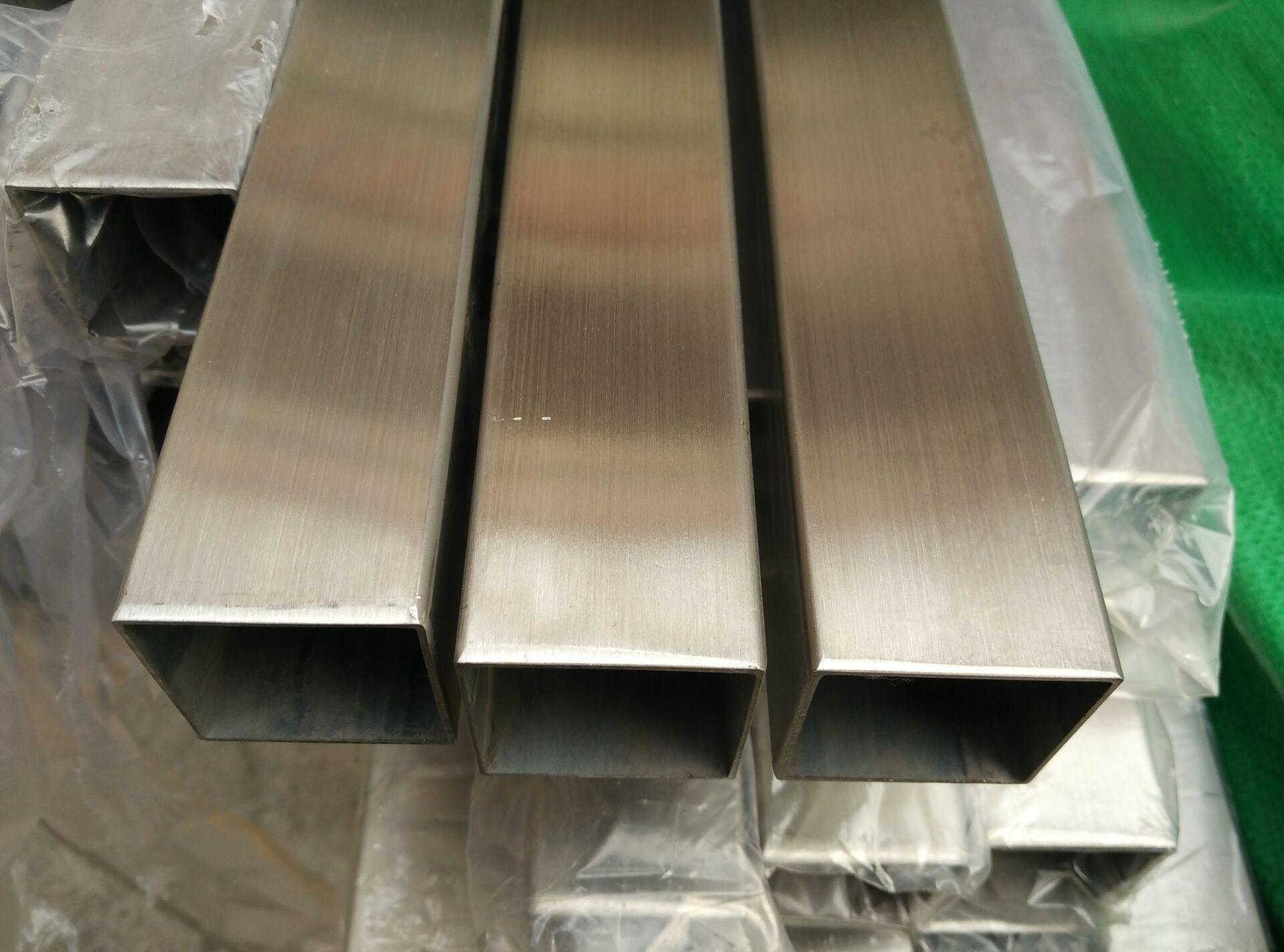 304 316L不锈钢工业大管 建筑工地 机械设备用管 价格实惠示例图3