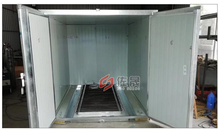 廠家銷售環保高溫烤漆房固化房 支持定制高溫烤漆房示例圖17