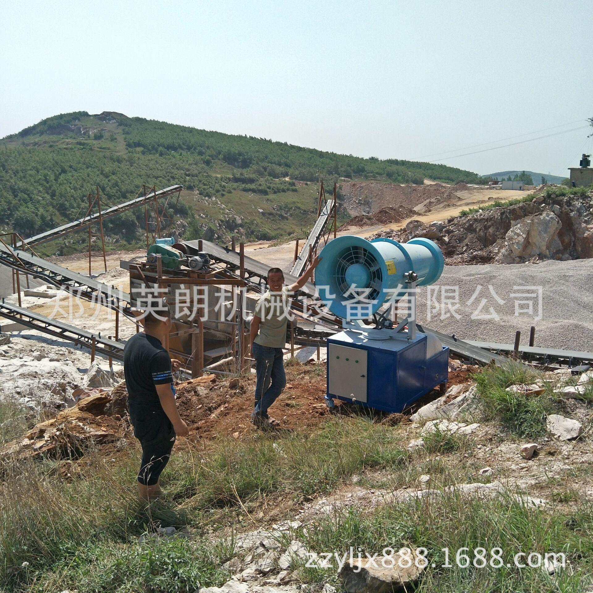 石料生产线全套设备配置 砂石石料生产线 大型石头破碎生产线示例图6
