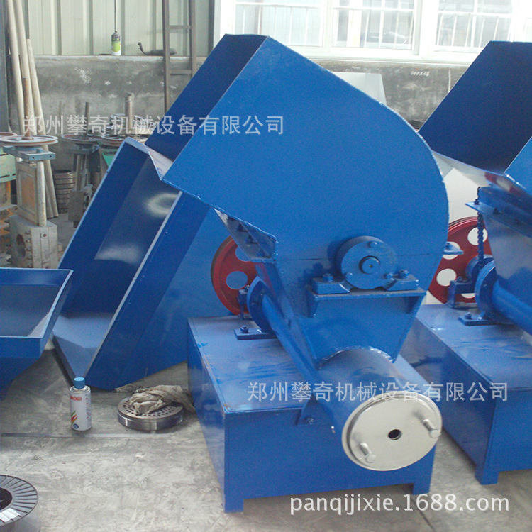 泡沫粉碎化坨一体机泡沫块料机废旧泡沫造坨机可到付示例图9