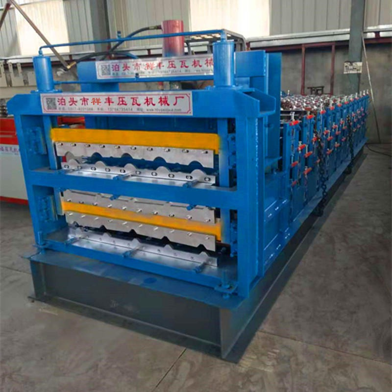現貨全國供應 泊頭壓瓦機 泊頭產新型全自動壓瓦機 壓瓦機生產廠家