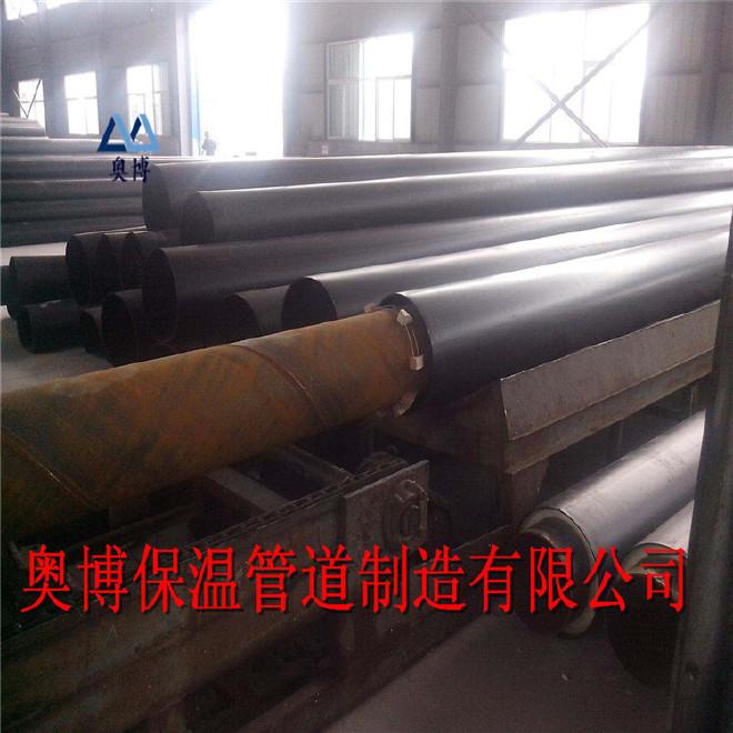 专业生产 保温钢管 聚氨酯预制保温钢管 批发 玻璃钢保温钢管示例图8