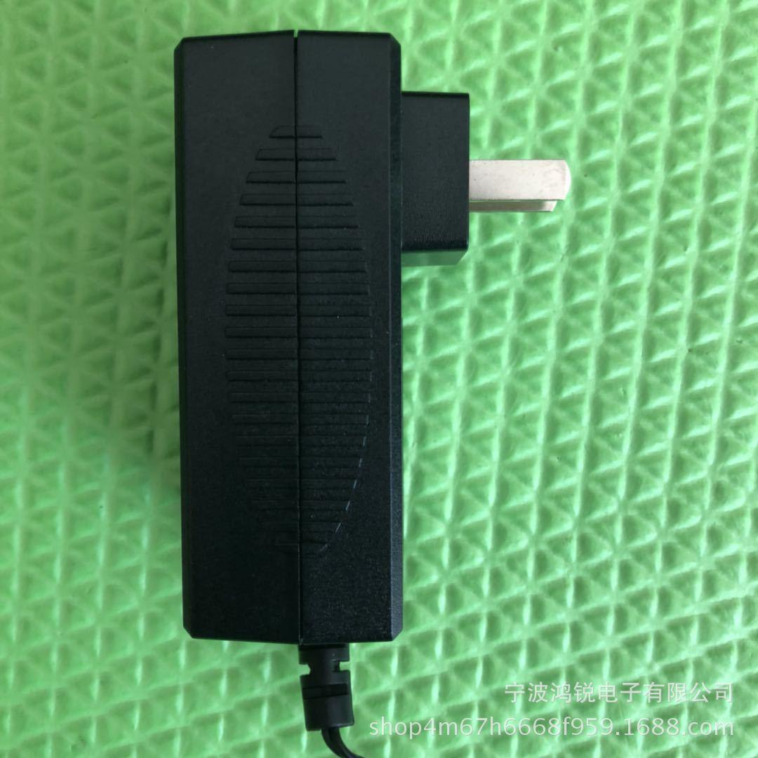 电源适配器侨威220V30W24V1.25A线材2468#20号长1500mm3C认证产品示例图1