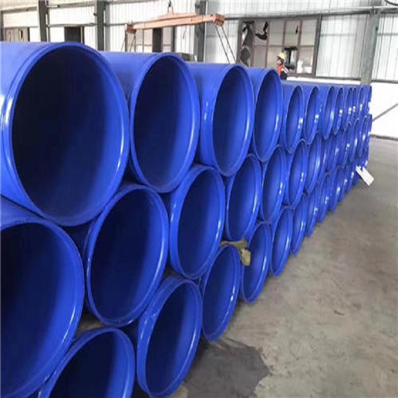 港闸区钢套钢蒸汽保温钢管 热浸塑钢管网 工艺介绍
