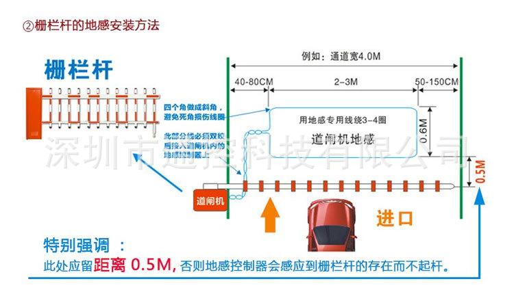 PD132 车辆检测器 地感车辆检测器 专业厂家供应车辆检测仪示例图8