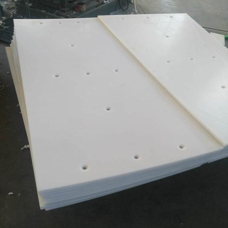裁断机垫板 聚丙烯厂家直销 白色pp板材PE可焊接酸洗槽批发零售示例图15