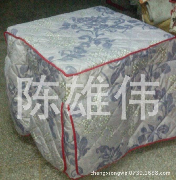 厂家供应加棉桌布 客厅加棉桌布 加棉桌布批发 欢迎订购示例图3