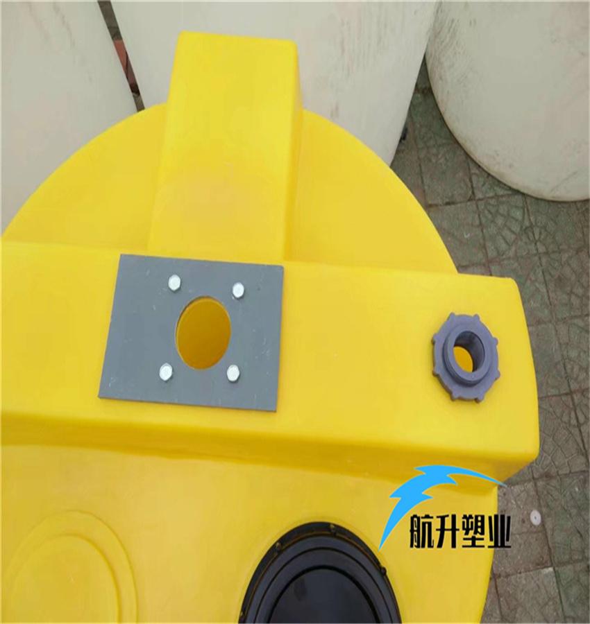 MC1000L加药搅拌桶江西航升500L搅拌加药箱示例图6
