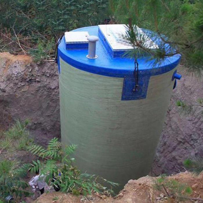 玻璃鋼一體化泵站標準 玻璃鋼一體化預制泵站 一體化玻璃鋼地埋式 河北華強 廠家供應