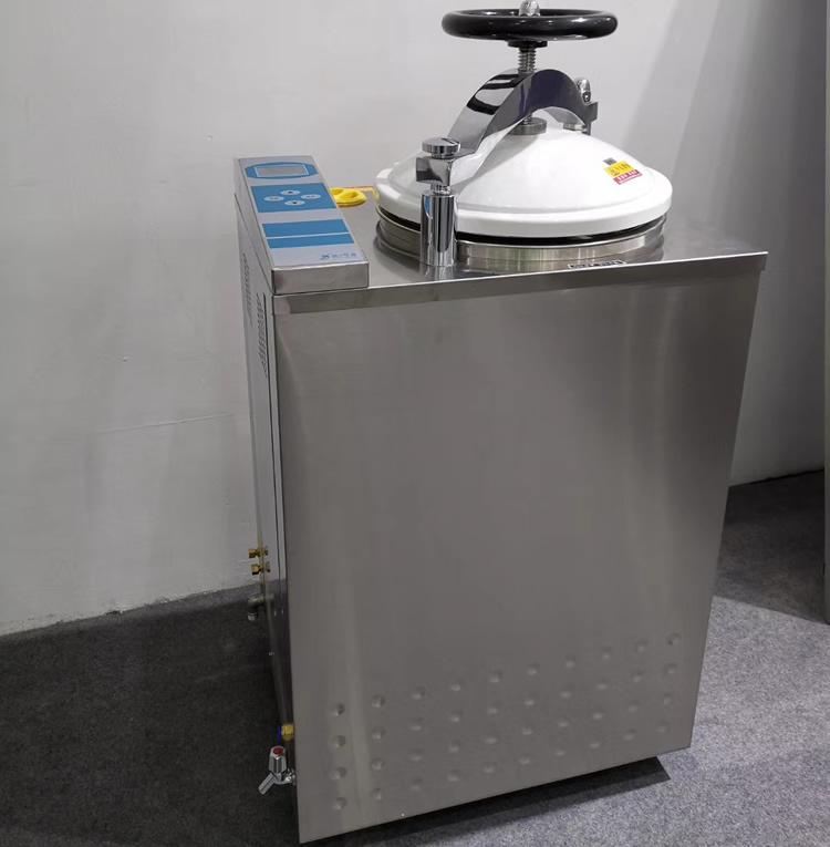 LS-35HG高壓消毒鍋 內排式高壓滅菌鍋 35升內循環滅菌器示例圖1