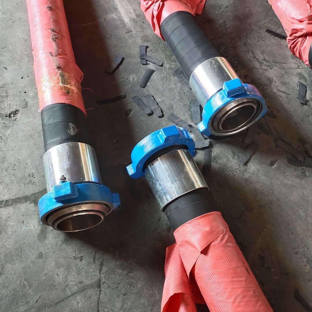 騰旭直銷耐磨鉆探膠管 鉆井平臺專用膠管 吸泥漿膠管 高壓鋼絲膠管