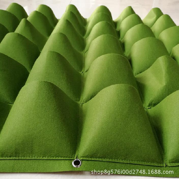 优质无纺布种植袋加厚植树袋种植袋育苗袋厂家直销示例图5