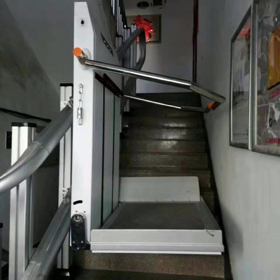 残疾人升降机 家用升降机 无障碍升降机 升降平台