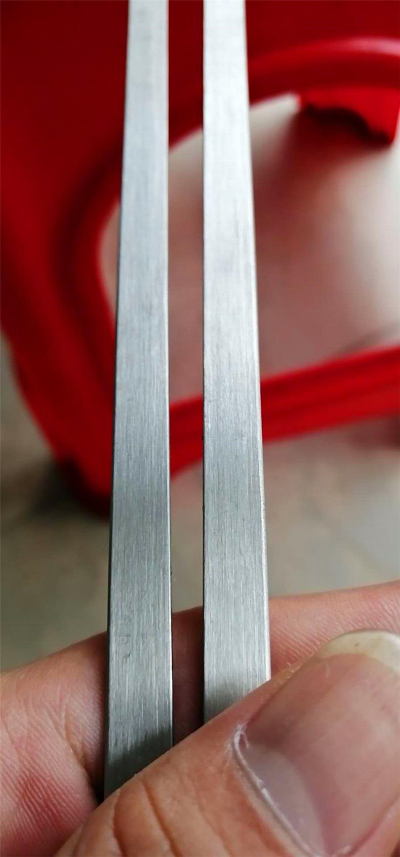 6毫米不锈钢实心条 镜面钛金装饰T条瓷砖收口填缝玫瑰金条批发示例图17