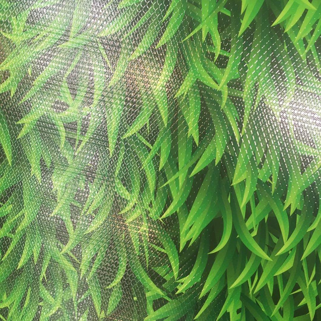 雙面納米防腐隔熱板 正順發納米彩鋁板 印花彩鋼納米防腐板廠家