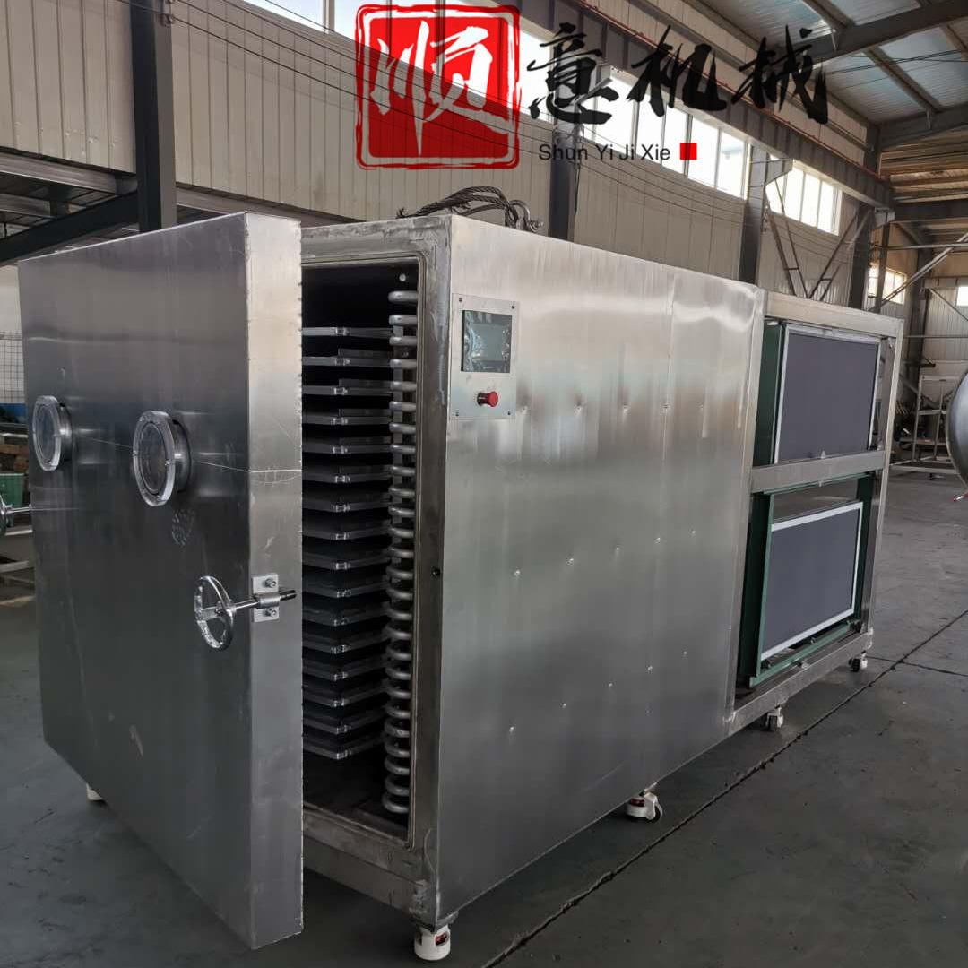 順意 桑葚凍干機 草莓冷凍干燥機 沙棘果真空凍干設備 廠家可定制