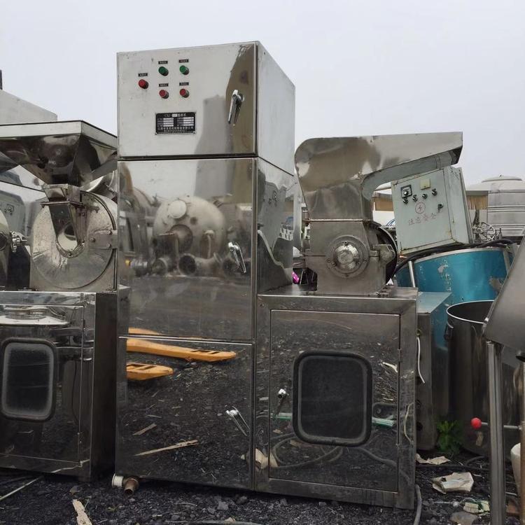 二手气流粉碎机规格 栋良 二手粉碎机参数 二手40B粉碎机价格
