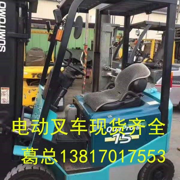 二手叉車出售原裝合力叉車1.5噸2噸3噸二手電動叉車二手杭州叉車出租