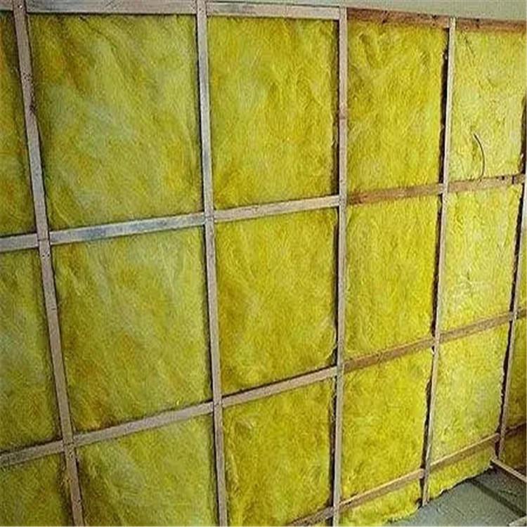 隔墻吊頂吸音棉 填充保溫棉 玻璃棉卷氈 玻璃棉氈 供應商福森