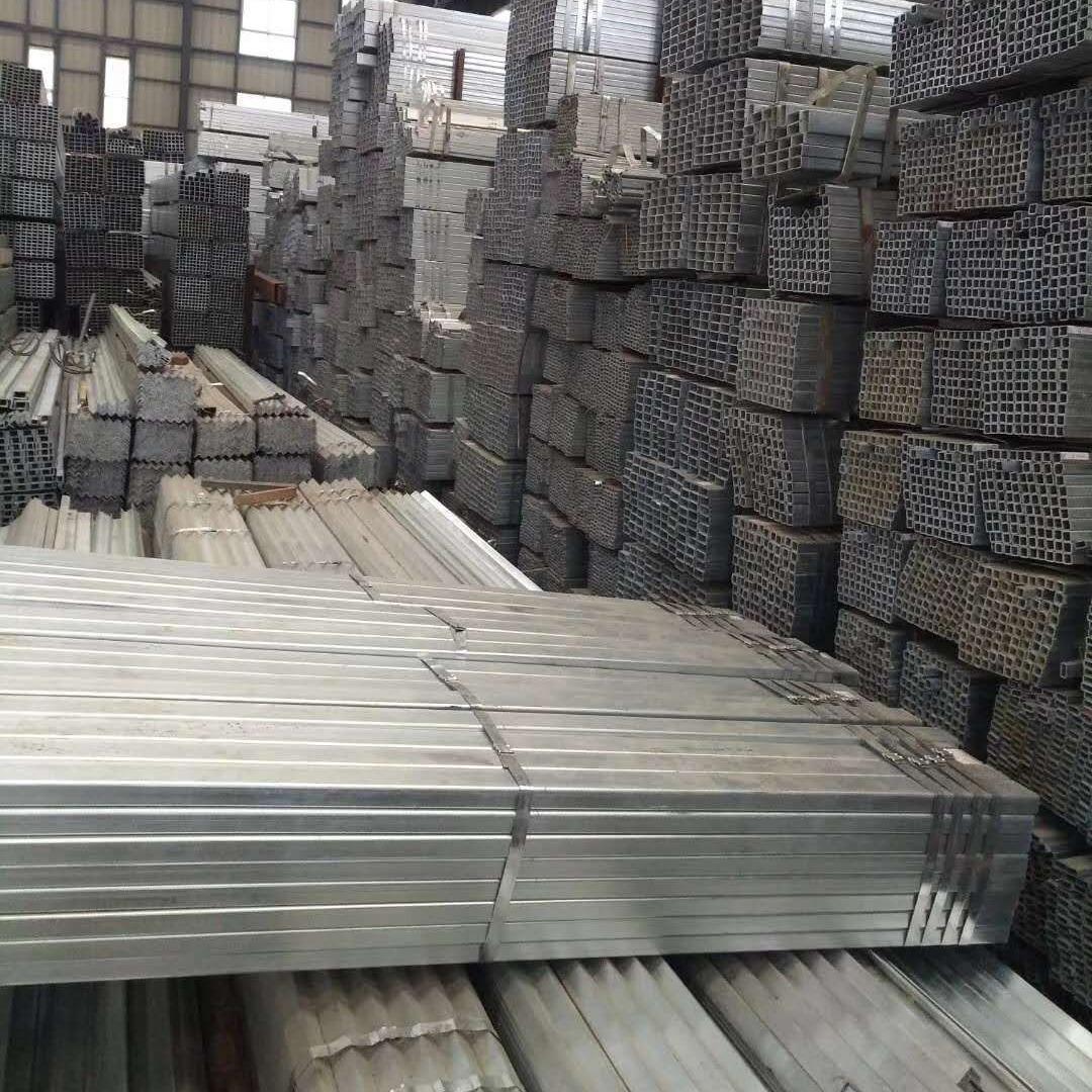 镀锌方管厂家,钢管建材镀锌方管价格,云南昆明镀锌方管规格厂家直销