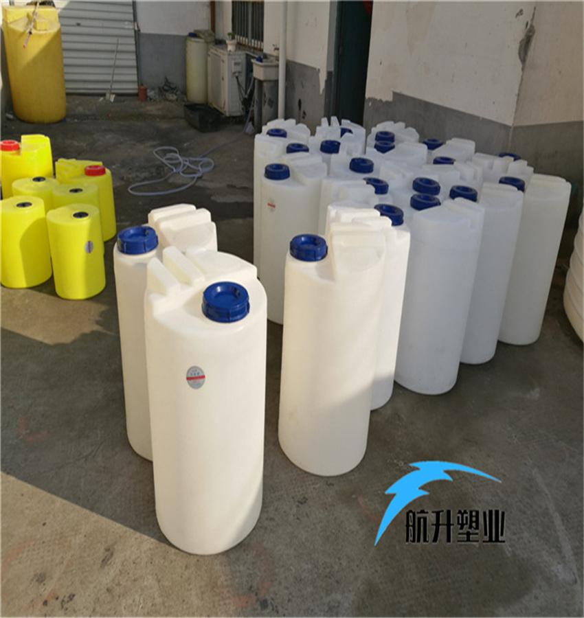 PE加药箱 江西加药桶厂家航升塑业供应1吨污水搅拌加药桶示例图4