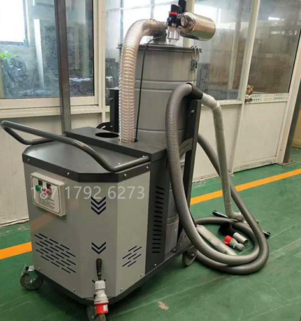 工業除塵設備 吸石墨粉塵吸塵器  移動式脈沖反吹工業吸塵器 工業吸塵器 工業吸塵設備