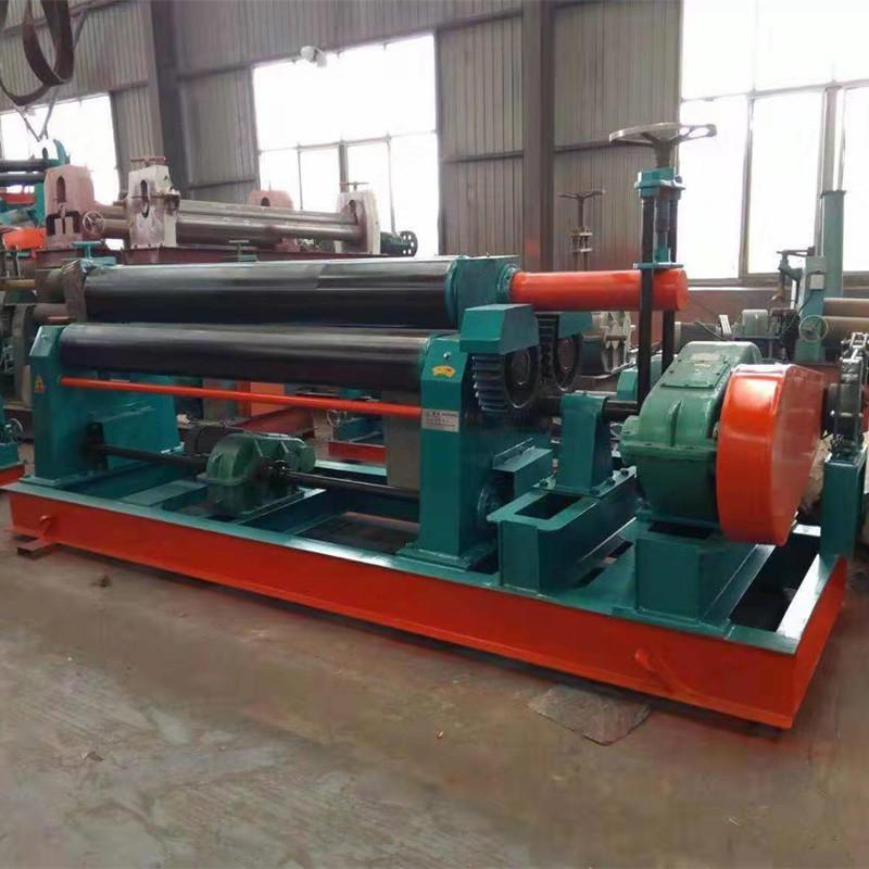 液壓卷板機 全自動卷板機 全自動卷圓機 源頭產地質保三年 歐祺直供