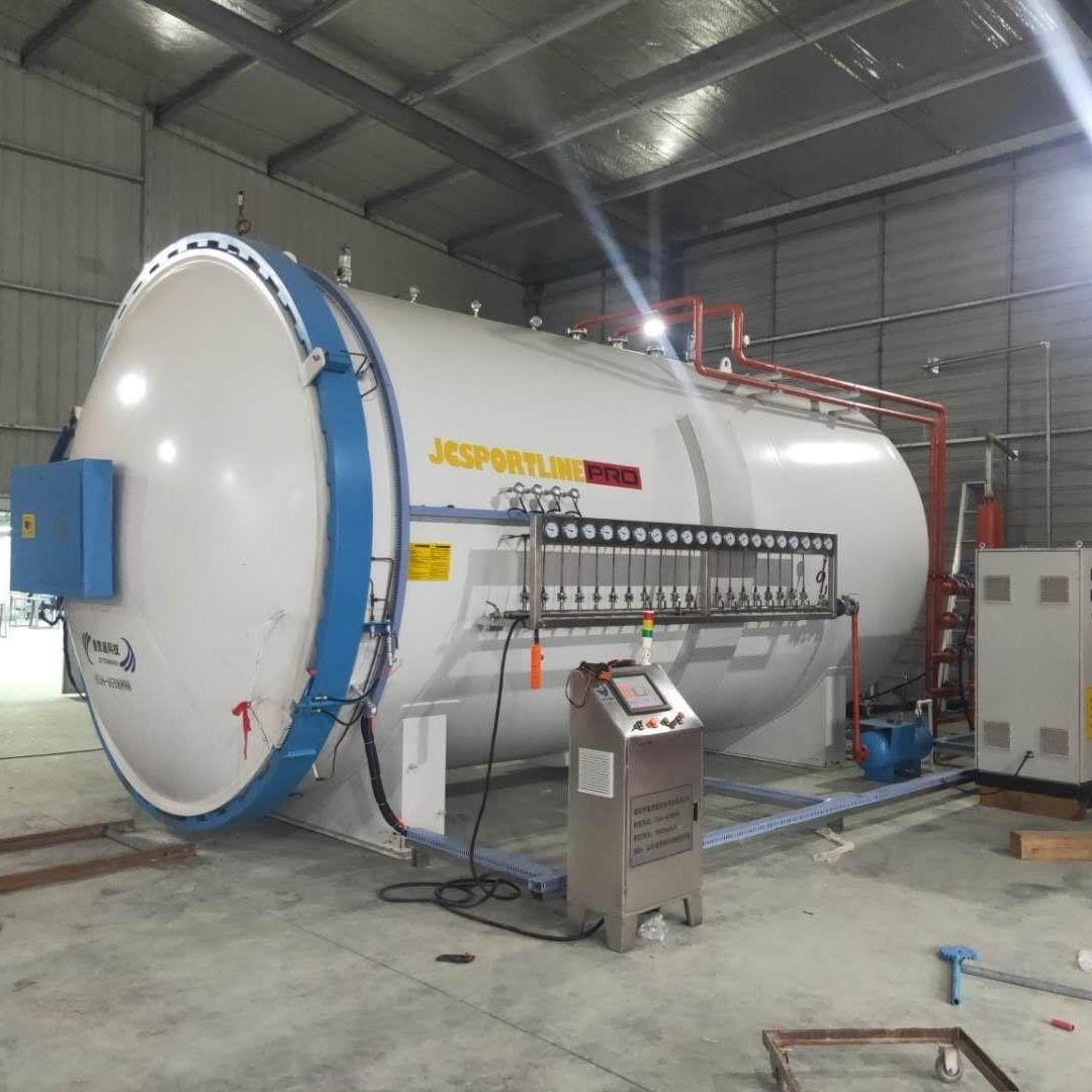 大型熱壓罐 魯貫通 4080熱壓罐全套配齊免費提供技術支持 熱壓罐規格型號齊全 按需定制