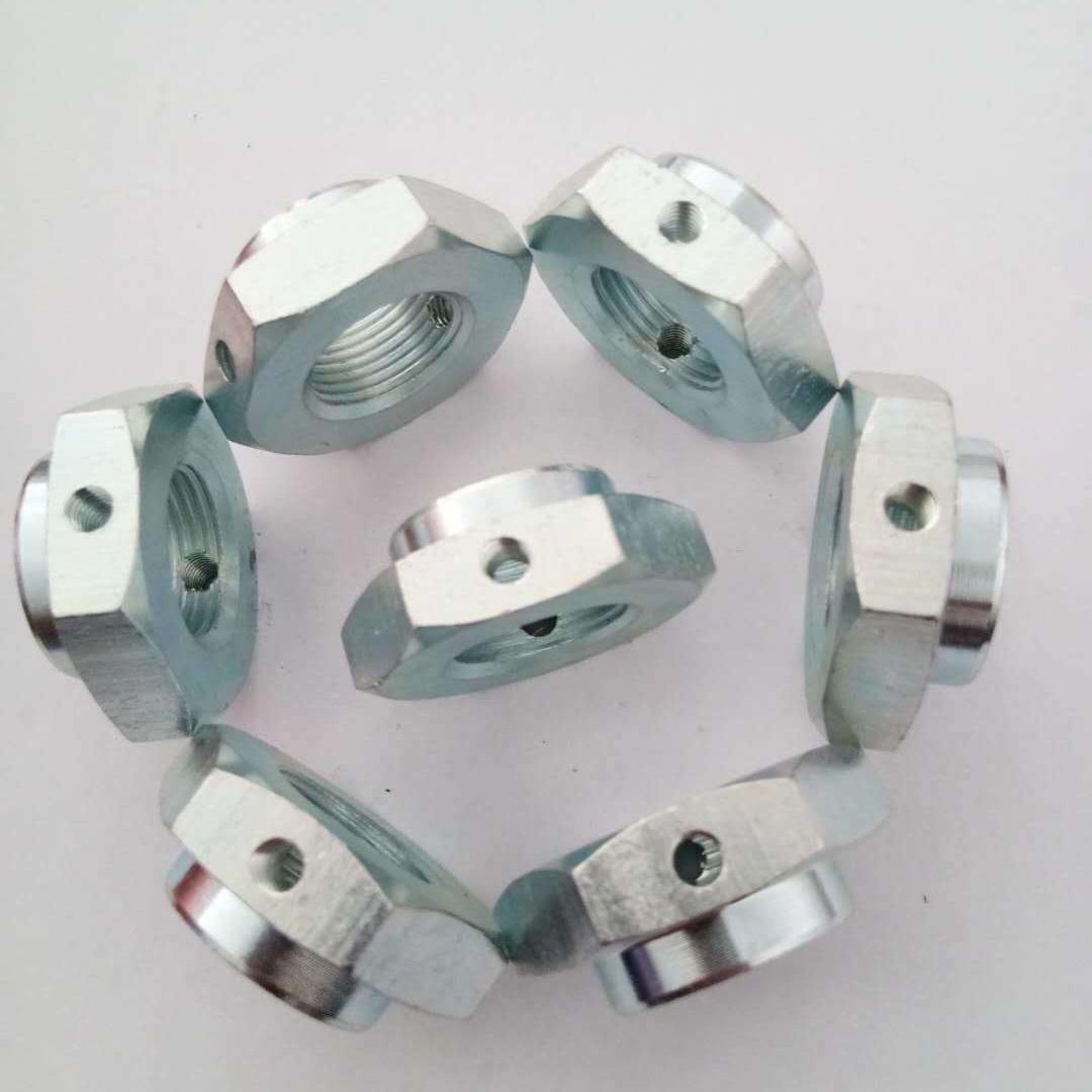 德百億20螺母  異形件螺母 多方位螺母 德百億緊固件 廠家直銷