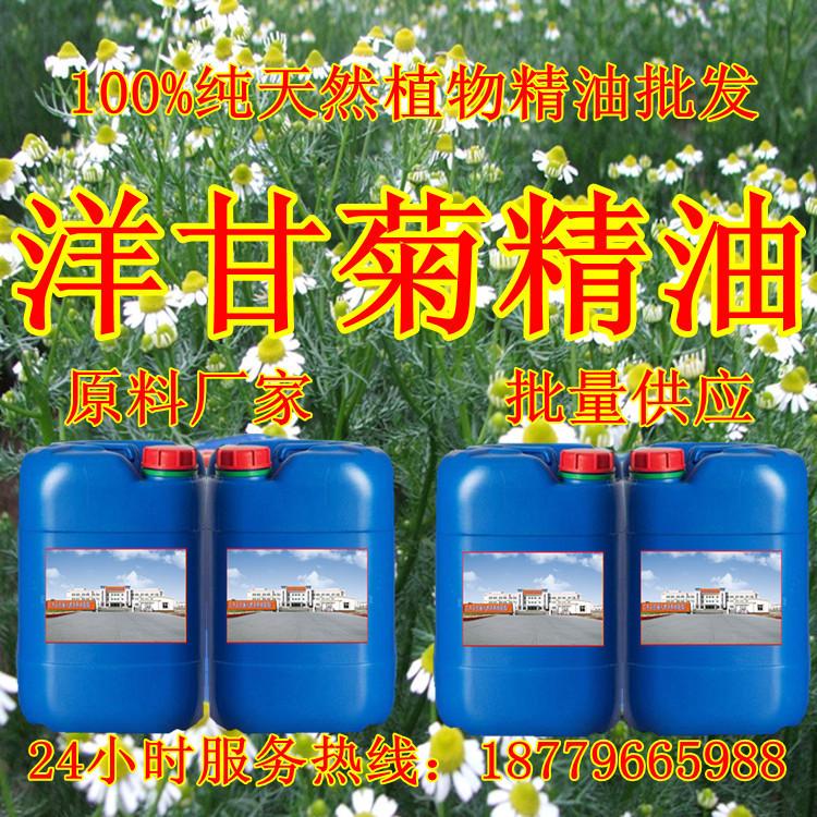 厂家洋甘菊精油批发 进口天然植物洋甘菊精油供应OEM加工