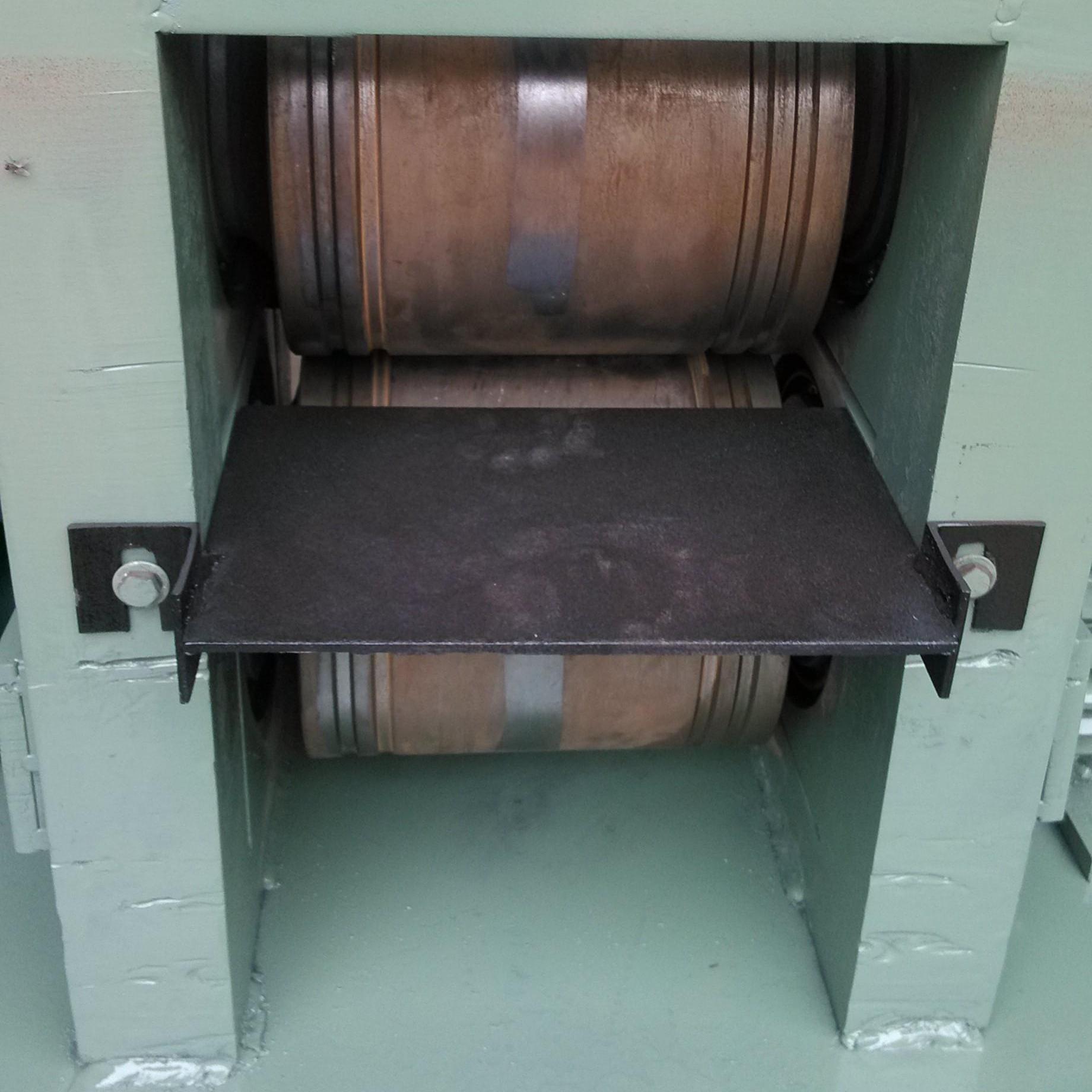 厚德牌螺紋鋼軋圓機價格 LZY-30金屬錨桿軋圓機生產廠家